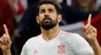 Imagen: Diego Costa se quejó de la actitud de los jugadores de Irán