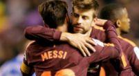 """Imagen: Piqué: """"El compromiso de Messi con Argentina es indudable"""""""