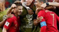 Imagen: El Madrid se interesa en un compañero de Cristiano en la selección de Portugal