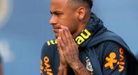 Imagen: Tranquilizador mensaje de Neymar a la afición brasileña antes del segundo partido