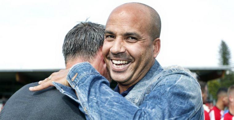 AZ shopt bij PSV en legt nieuwe assistent-trainer voor drie jaar vast