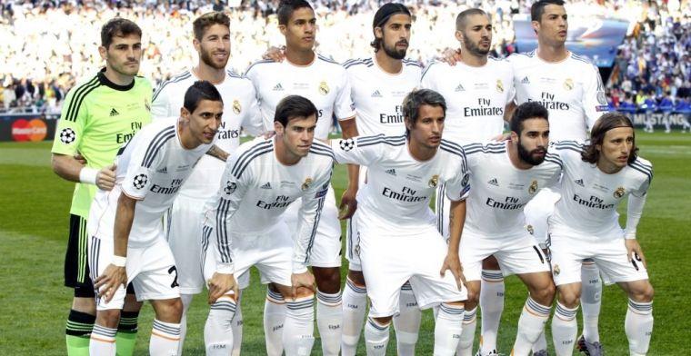 El jugador del Real Madrid que nadie recordaba