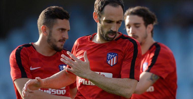 El Atlético de Madrid anuncia por sorpresa una nueva renovación