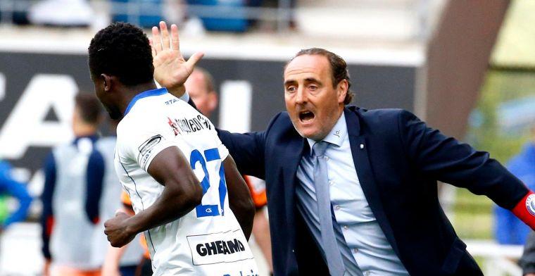 AA Gent rekent op teruggekeerde huurling: 'Hij kan heel belangrijke speler worden'