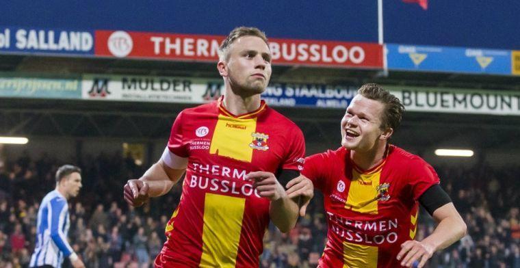 Sparta-versterking wil onder contract uit: 'Twente heeft zijn kop gek gemaakt'
