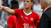 Imagen: GOL | Un zapatazo de Xhaka iguala las cosas para Suiza ante Serbia