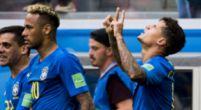 Imagen: FINAL l Brasil despierta en el 91', por partida doble, y elimina a Costa Rica