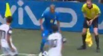 Imagen: VÍDEO | ¿Provocación? Neymar y su frivolidad con todo ya resuelto