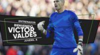Imagen: Victor Valdés debutará como entrenador la próxima temporada