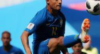 Imagen: GOL | Coutinho se encuentra un regalo para batir a Keylor Navas y salvar a Brasil
