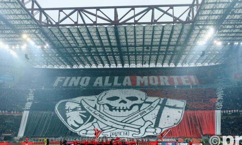 Afbeelding: 'Keiharde straf voor AC Milan: boete van 30 miljoen en geen Europees voetbal'