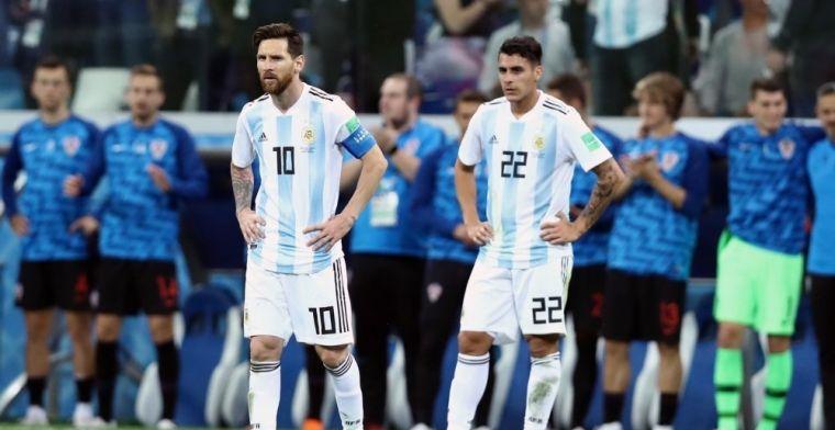 Las cábalas de Argentina para acceder a octavos de final
