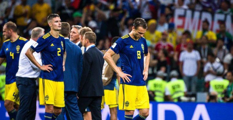 'Walgelijk gedrag' Duitse bank na winnende goal: Waar is verdomme het respect?