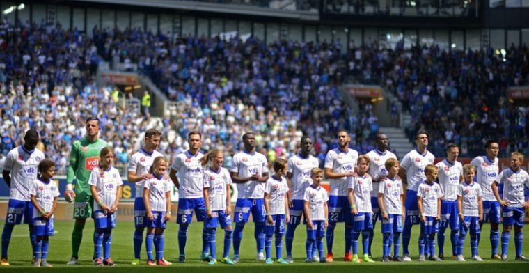 Gent wint ook tweede oefenwedstrijd van het seizoen: youngster scoort twee keer