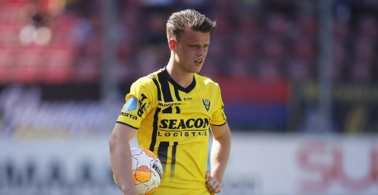 'NAC biedt tonnen plus eigen speler op VVV-'kroonjuweel': club wil 900.000 euro'