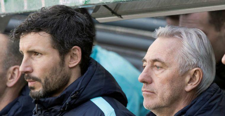 Van Bommel schept hoge verwachtingen: 'Kan een hele grote trainer worden'