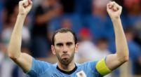 Imagen: Allegri quiere llevarse a Diego Godín a la Juventus
