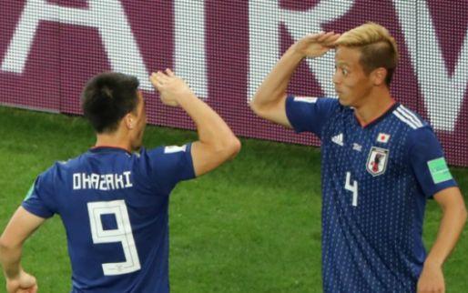 Afbeelding: Senegal en Japan op koers voor achtste finales na late treffer van Honda