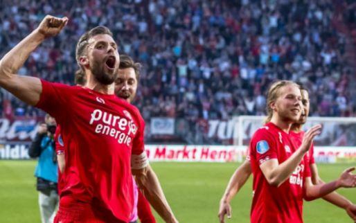 Afbeelding: FC Twente ziet aanvoerder terugkeren naar Duitsland:
