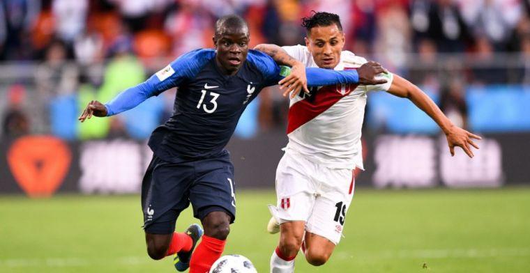 'Kanté wil Chelsea inruilen voor avontuur in Primera Division'