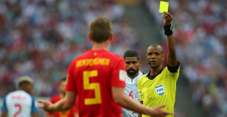 Absurd scenario dreigt voor België en Engeland: aantal kaarten mogelijk beslissend