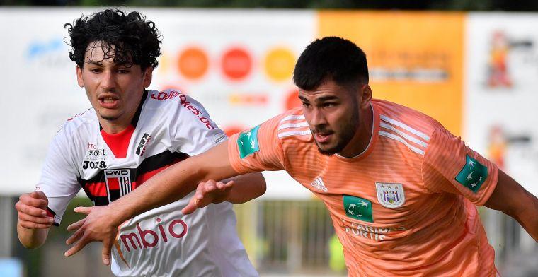 Nieuwkomer verkoos Anderlecht boven het buitenland: 'Helpen om titels te winnen'