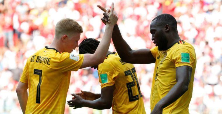 De Belgen een halve finale of finale? Ze hebben weinig verstand