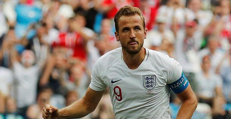 Engeland en WK-topscorer Kane maken gehakt van Panama