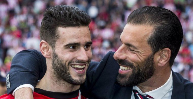 PSV hakt knoop door en bezorgt Van Nistelrooy promotie: Prachtige kans