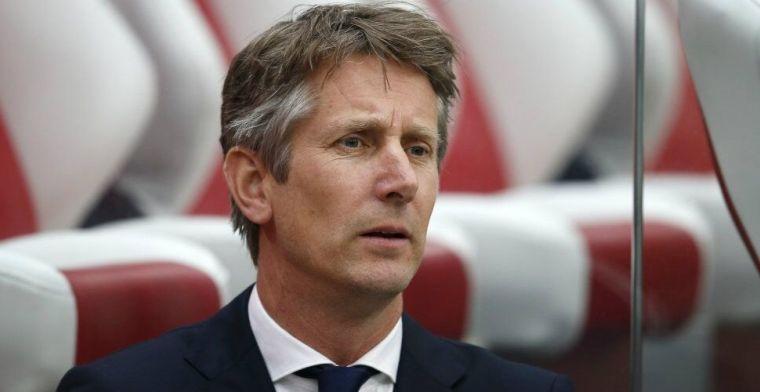 Overmars bracht Ajax-selectie op de hoogte van Nouri-nieuws