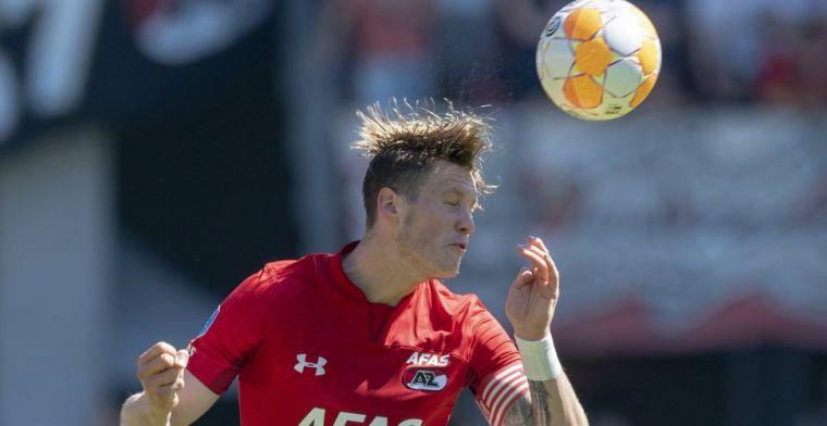Update: AZ bevestigt Weghorst-onderhandelingen: Kunnen we niet zeggen