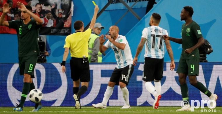 Bizarre apotheose in groep D: Argentinië gaat door, IJsland uitgeschakeld