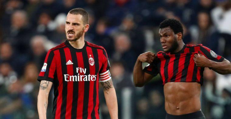 Update: AC Milan vecht straf succesvol aan en mag toch Europa in