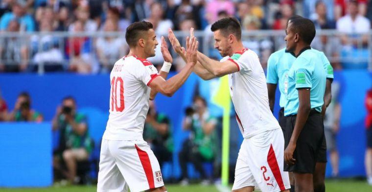 OPSTELLING: Brazilië wil met dezelfde elf Duitsland-scenario vermijden