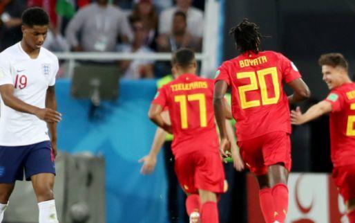 Afbeelding: België wint ook van Engeland en wacht 'moeilijke' weg naar de finale