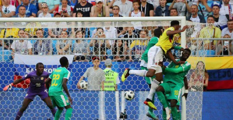 Fair Play beslist WK-groep: Colombia en Japan sturen Senegal naar huis