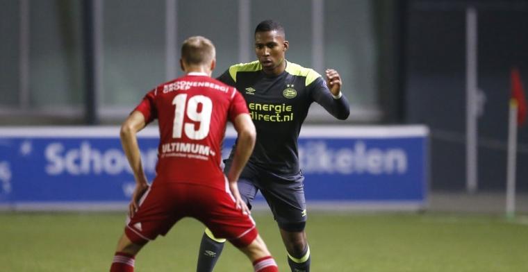 NAC Breda slaat toe en shopt bij PSV: 'Mooie vervolgstap in m'n carrière'