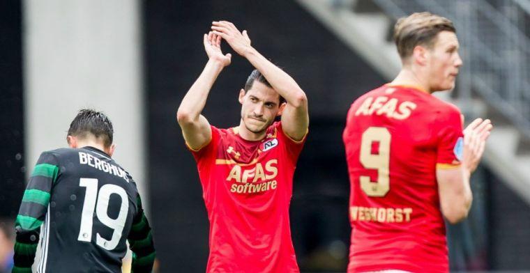 AZ komt met bevestiging: Feyenoord-middenvelder tekent vierjarig contract