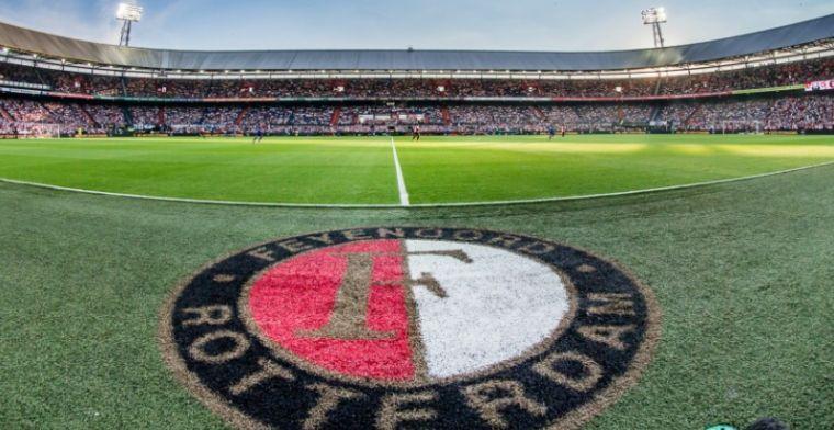 Van Geel legt keeper vast: Ik wilde koste wat het kost voor Feyenoord uitkomen