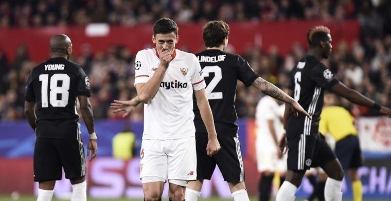 Lenglet comunicará el lunes al Sevilla que no seguirá