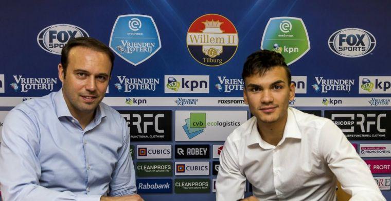 Transferstunt in Tilburg: 'Bij Chelsea of Barça was ik in het tweede team gekomen'