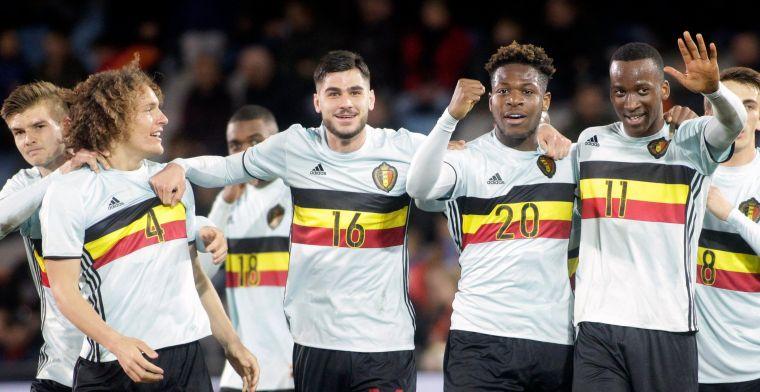 """Nieuwkomer van Anderlecht: """"Spelen op het WK is een droom"""""""