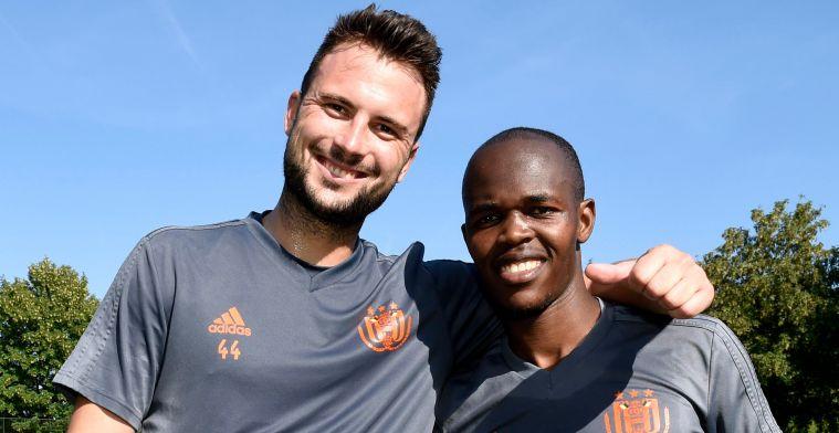 'Ik kon in januari naar het buitenland, nu was Anderlecht een opportuniteit'