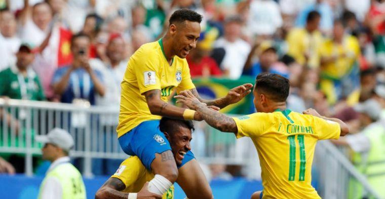 Ochoa naar huis gestuurd door Brazilië, België kent mogelijke tegenstander