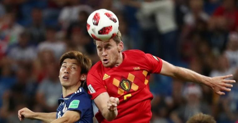 Dolblije Vertonghen: Ik kan me die wedstrijd van Nederland ook herinneren