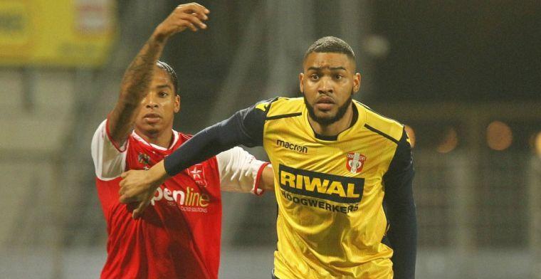 Promovendus FC Emmen heeft nieuwe spits: 'Dit is fantastisch'