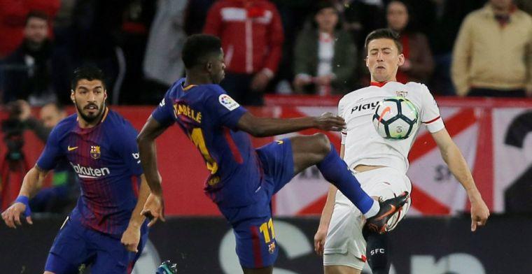 'Barcelona heeft eerste zomeraankoop bijna binnen: verdediger kiest voor vertrek'