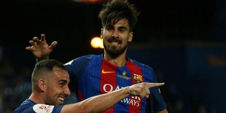 'Arsenal wil middenvelder verlossen van Barcelona en naar Londen halen'