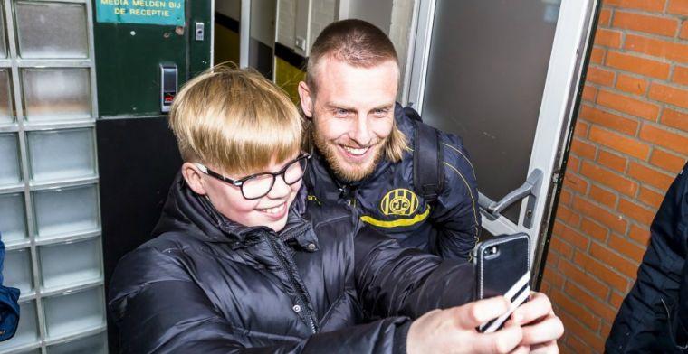 Update: Roda JC in gesprek met cultheld Rutjes: Samen op zoek naar oplossing