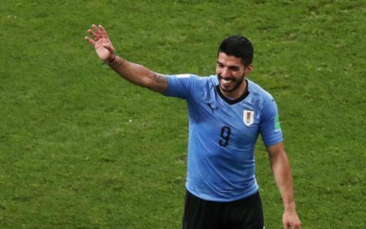 Afbeelding: Suárez: 'Toen ik de beelden terugzag van hoe ik Bakkal beet, moest ik huilen'